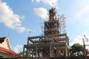 โครงสร้างพระประธาน136