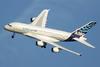 เครื่องบินบังคับ  Airbus A380 Airliner(Plug-and-Fly)