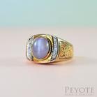 พีโยเต้ แหวนทอง Blue Star