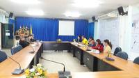 ประชุมคณะกรรมการการเลือกตั้งประจำเทศบาลตำบลปิงโค้ง