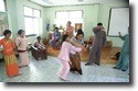 โครงการส่งเสริมอนุรักษ์ศิลปวัฒนธรรมชาวไทยใหญ่ (ลิเกไทยใหญ่) 2556