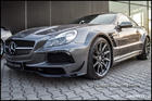 Mercedes SL R230 Black Series Wide Body V.2