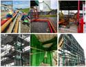 Repaint gt structure, gt crane