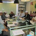 การประะชุมคณะกรรมการบริหารสภาเครือข่ายฯ ครั้งที่ 3/2559
