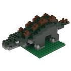 3D Microbrik - Dinosaur 3มิติ ไมโครบริค - ไดโนเสาร์ Stego Saurus