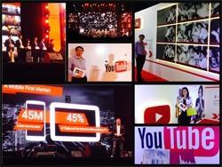 NBthailand ได้รับเชิญให้เข้าร่วมงานครบรอบ 1 ปี YouTube ประเทศไทย