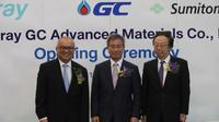 GC จับมือตั้งบริษัทร่วมทุน Kuraray GC Advanced Materials