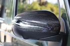 กระจกมองข้าง Carbon Fiber G-Class แบบเพียวคาร์บอน