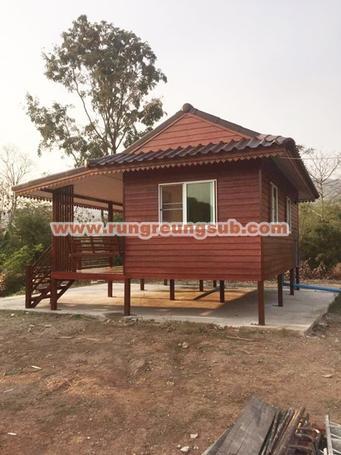 26 บ้านปั้นหยาสีไม้