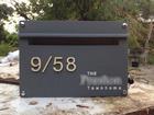 ตู้รับจดหมายแบบแขวนโครงการหมู่บ้าน,ตู้รับจดหมายเรซินหินทราย