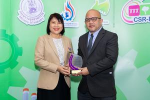 BLCP รับรางวัล CSR-DIW Continuous Award 2020