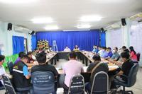 ประชุมกำนันผู้ใหญ่บ้าน ผู้นำชุมชน ตำบลปิงโค้ง ประจำเดือน มกราคม 2564
