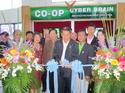 ร่วมพิธีเปิด CO-OP CYBER BRAIN ณ สหกรณ์การเกษตรสันป่าตอง