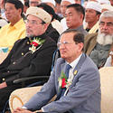 ท่านจุฬาราชมนตรีเป็นประธานในงานรวมน้ำใจไทย ปากิสตาน