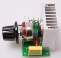 3800W SCR AC 220V water heater Motor Speed Controller Voltage Regulator Module