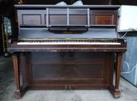 ประวัติ เปียโน�HARRODSER PIANO�since 1840