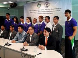 ISNTHAI เข้าร่วมงานให้โอวาท นักกีฬาเพาะกายทีมชาติไทย สู้ศึกSEA