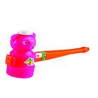 Bear Hammer (ฆ้อนหัวหมีสีชมพู)