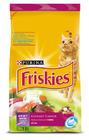Friskies สูตรแมวโต รสโกเม่ 3.5 กรัม