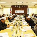 การประชุมคณะกรรมการกลางอิสลามแห่งประเทศไทย ครั้งที่ 6/2556