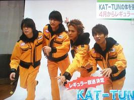 KAT-TUN no Sekaiichi Tame ni Naru Tabi การเดินทางสุดโหดมันส์ฮาของ KAT-TUN ได้เป็นรายการประจำแล้ว!!