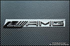 Original AMG & Black Series Emblem