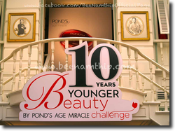 10 Years Younger Beauty Challenge by Pond's Age Miracle