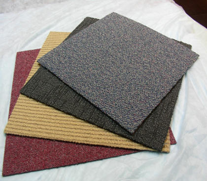 Tile Carpet (Backing)