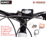 �˹�Ҩѡ��ҹ SUNREE B-YONDO 3*LED USB ����㹵��