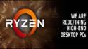 AMD โชว์เครื่องพีซี และ AM4 ที่ใช้โปรเซสเซอร์  Ryzen ทรงประสิทธิภาพ