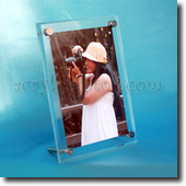 Acrylic Photo Frame - Classic