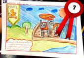 เด็กเพชรบูรณ์ คว้ารางวัลชนะเลิศประกวดวาดภาพระบายสี