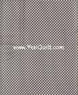 ผ้าคอตตอนไทย สีดำ-ขาว