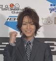 คาเมะนาชิ คาซึยะจะมาออกรายกายถ่ายทอดสดเบสบอลทางช่องNTV ! ได้เพลงใหม่ของคัตตุนเป็น Image Song
