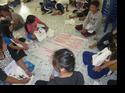 โครงการแลกเปลี่ยนเรียนรู้ประเด็นยุติความรุนแรงในครอบครัว ปี 2558