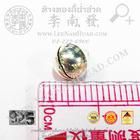 อะไหล่ลูกกระพรวน(ขนาดเม็ด6มิล)(น้ำหนักโดยประมาณ0.6กรัม)(เงิน 92.5%)