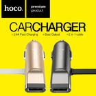 Hoco Car Charger + Cable micro/iphone รุ่น UCL01