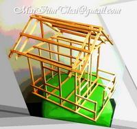 สร้างบ้านแบบง่ายๆ 2