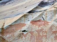 ผาแต้ม ภาพเขียนโบราณ 4000 ปี