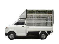หลังคารถกระบะ Suzuki carry อลูมิเนียมแบบคอกสูงมีแก๊บหน้า แบบที่ 3