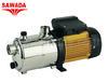 ปั๊มน้ำมัลติสเตสหลายใบพัด รุ่น TECNO 05 2M 90 ขนาด 0.12 แรงม้า (ไฟ 2,3 สาย)