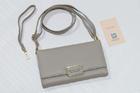F559-7-สีเทา-ราคาส่ง160ปลีก250บาท-กระเป๋าสตางค์พร้อมสะพายใส่Bookbankได้-Forever-young-แท้