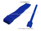 ตีนตุ๊กแกรัดสายไฟ สายแลน สายโทรศัพท์ 25 ซม. สีน้ำเงิน (US-2294) (20/Pack) (ดูราคาส่งด้านใน)