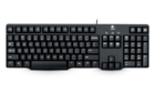 Logitech Classic Keyboard K100 (PS/2) (ดูราคาส่งด้านใน)