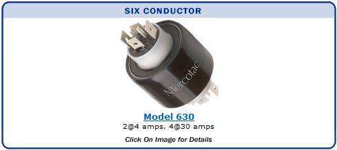 Mercotac Six Conductor