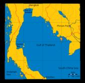 ทะเลอ่าวไทย