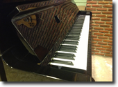 Upright Piano Yamaha U1H