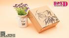 กล่องสแน็คเล็ก กล่องใส่อาหารว่าง (ชื่้อ1 แถม1)