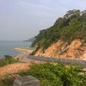 เที่ยวจันทบุรี หาดเจ้าหลาว โรงเรียนเทศบาลพัฒนา