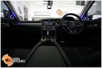 Civic Fc 1.8EL จอเดิมอัพเกรดเพิ่มทั้งระบบภาพ และเสียงแบบ Bi-amp